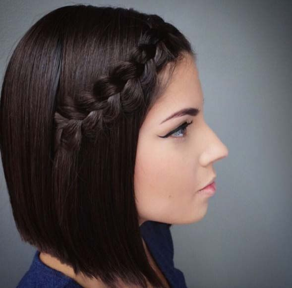 50 Braid Patterns For Short Hair Braid Patterns - Hair Beauty