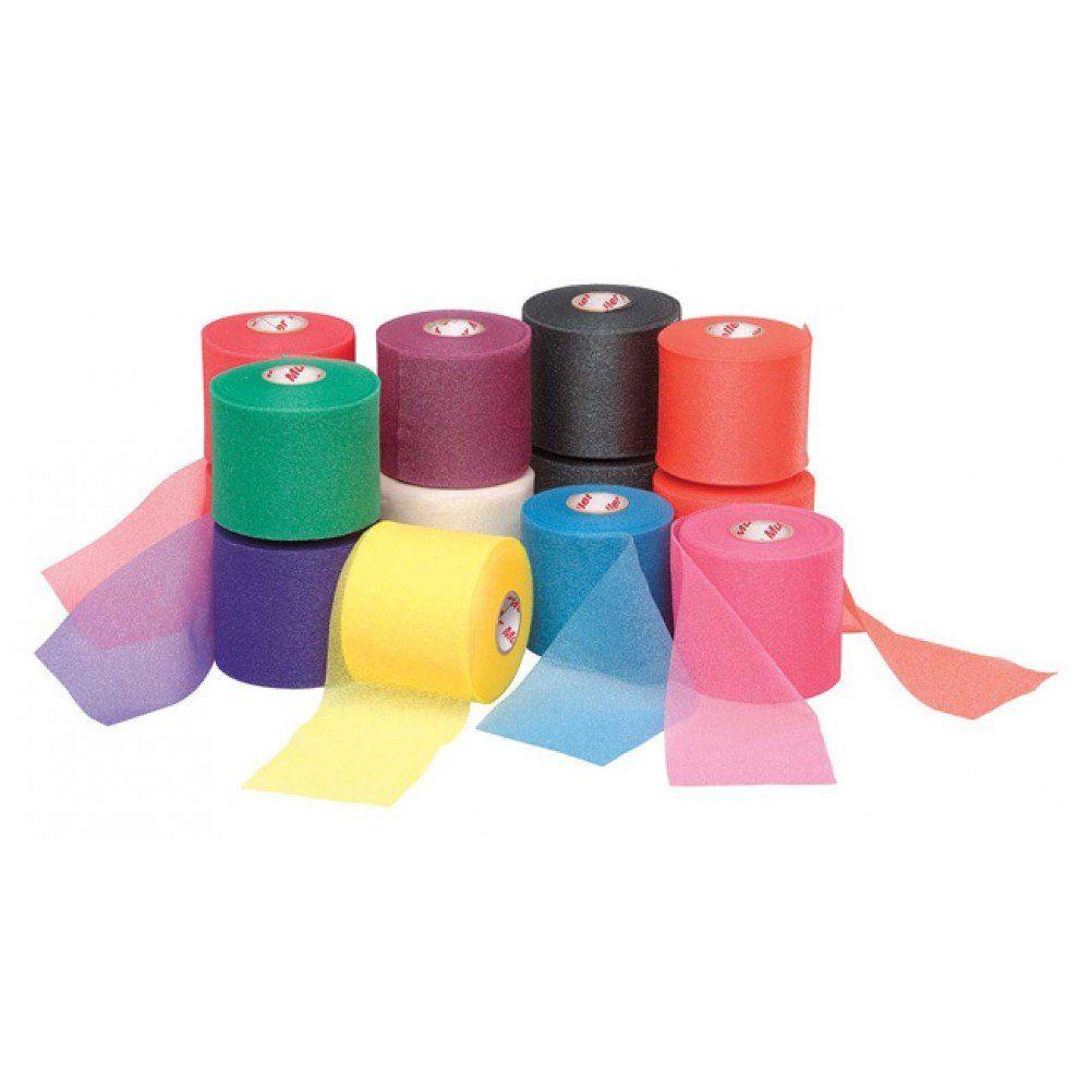 Mueller M Wrap Individual Pre Wrap Tape Case Color Mixing