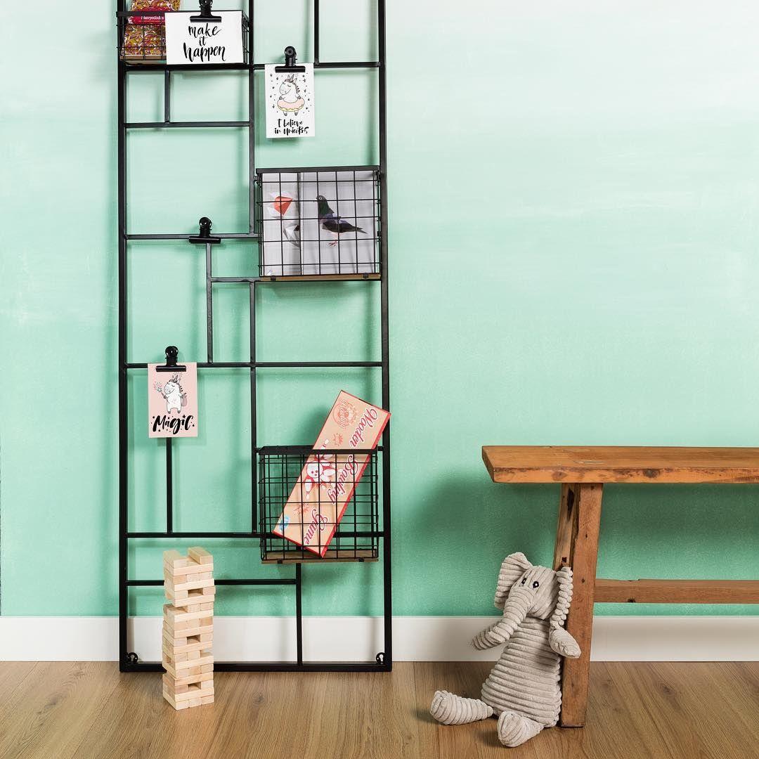 Great creer een touch in je interieur met wandrek athene for Ikea barso trellis