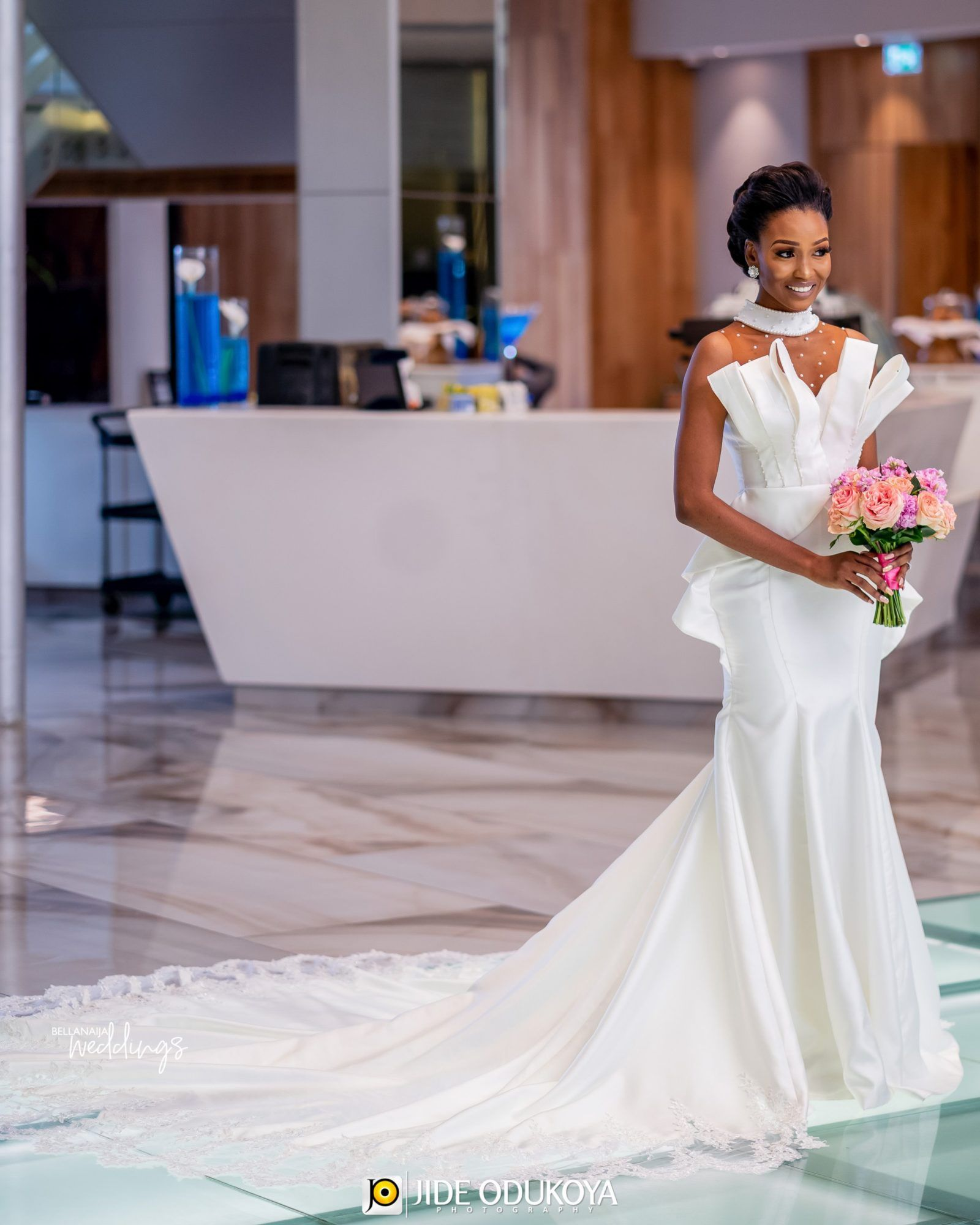 This Top Nigerian Model Planned Her Entire Wedding It Was Flawless Tbanks18 Bellanaija Weddings Wedding Bella Naija Weddings African Wedding
