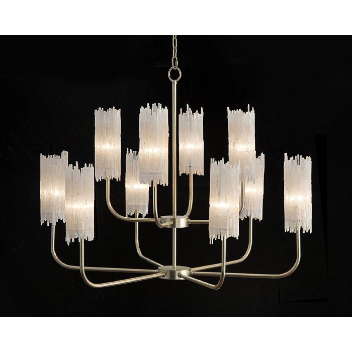 John richard natural selenite selenite chandelier hau main house john richard natural selenite selenite chandelier aloadofball Choice Image