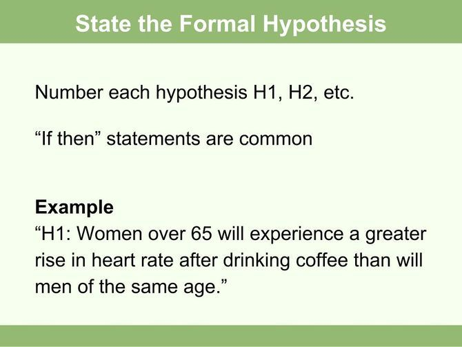 How To Write A Hypothesis Hypothesis Editing Writing Writing