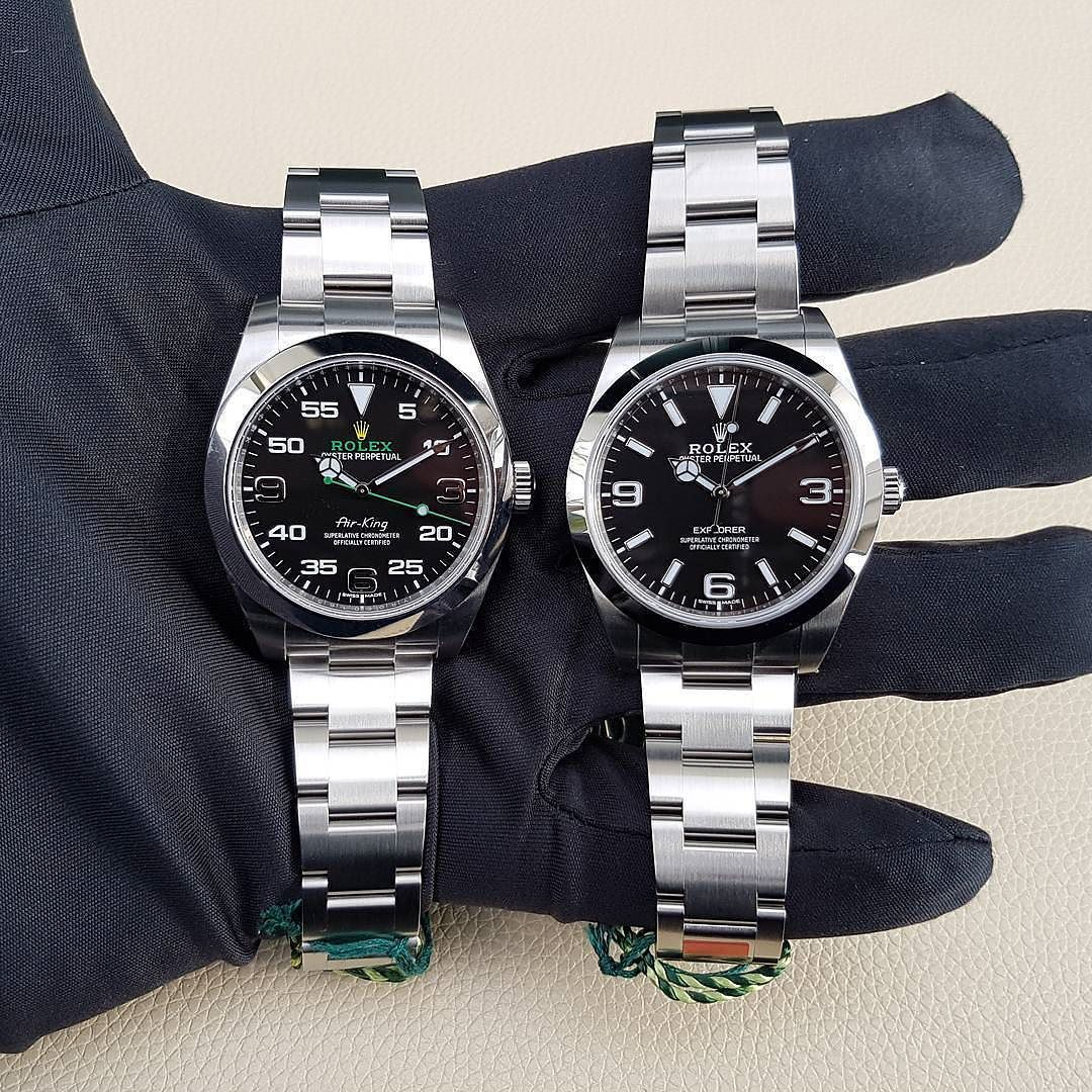 Difficult choice. The new AirKing vs the new Explorer
