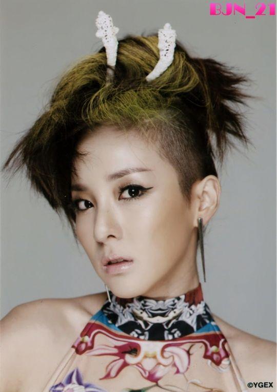 2012 Sandara Park 2ne1 Celebrity Style Icons 2ne1 Celebrity Gossip