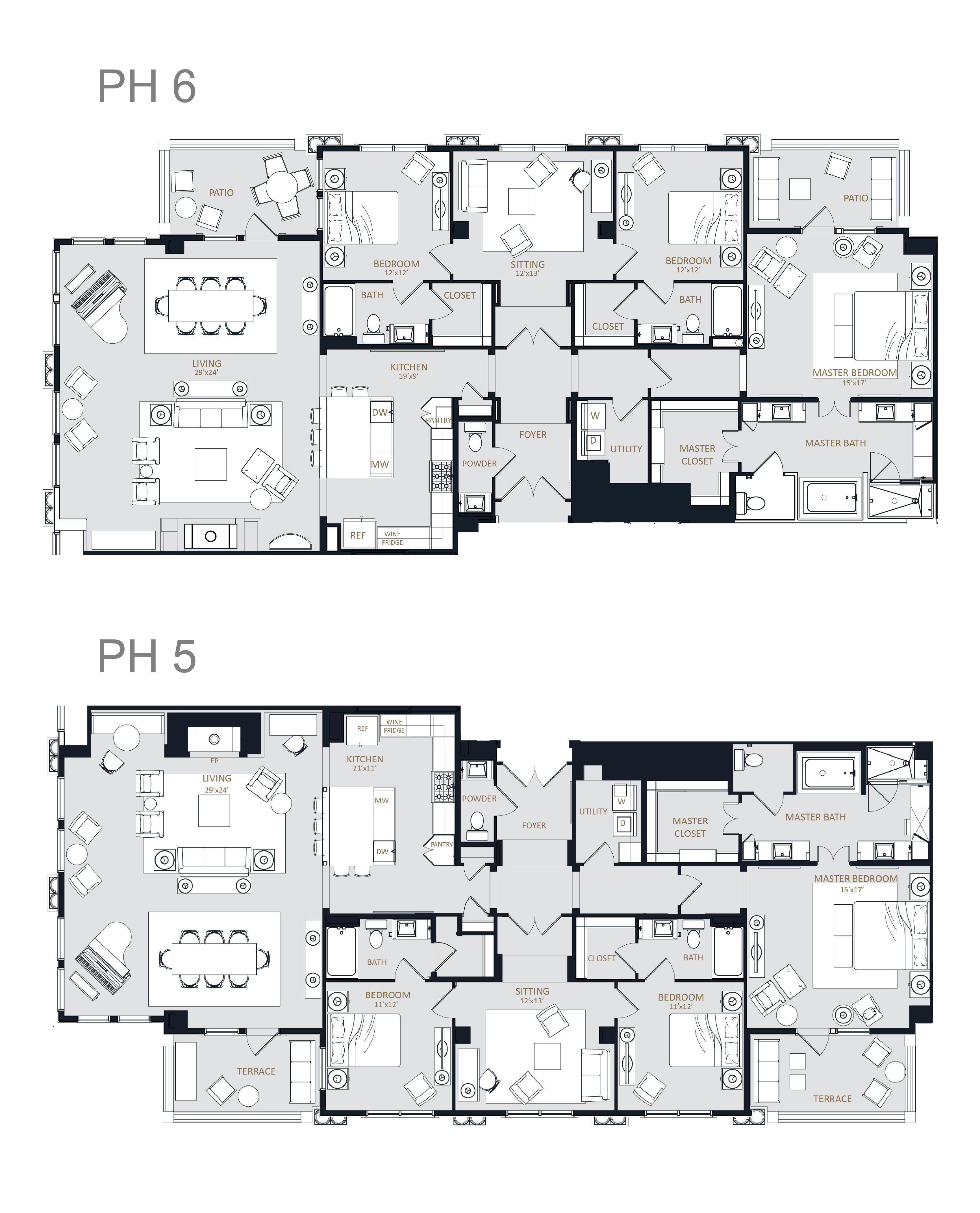 The McKenzie, Luxury Apartments Dallas, High Rise