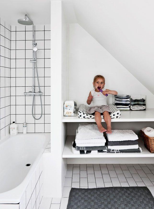 douche ou baignoire dans la salle de bain sdb salle. Black Bedroom Furniture Sets. Home Design Ideas