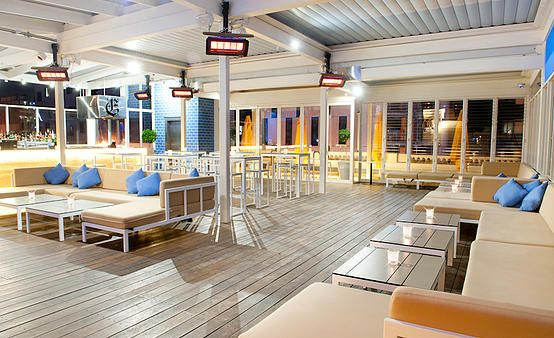 The Emerson ~ Fancy style melbourne rooftop to maybe try