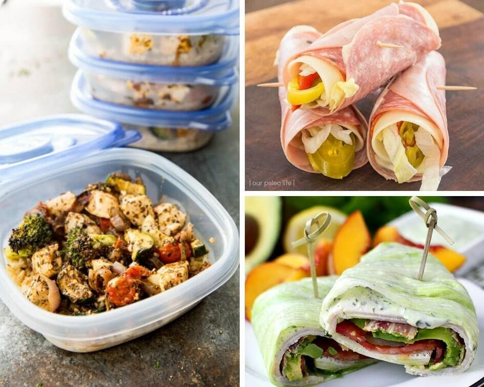 15 Keto Lunch Ideas That You Can Take to Work Low Carb
