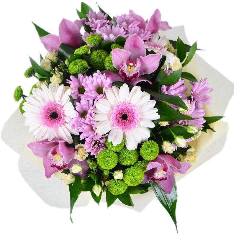 Очаровательные букеты цветов картинки, днем