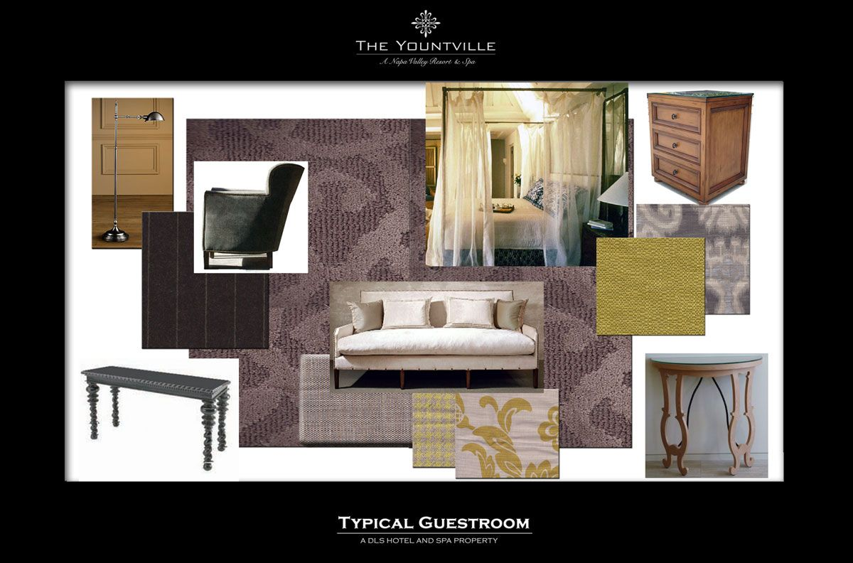 Interor presentation board interior sample boards - Interior design presentation layout ...