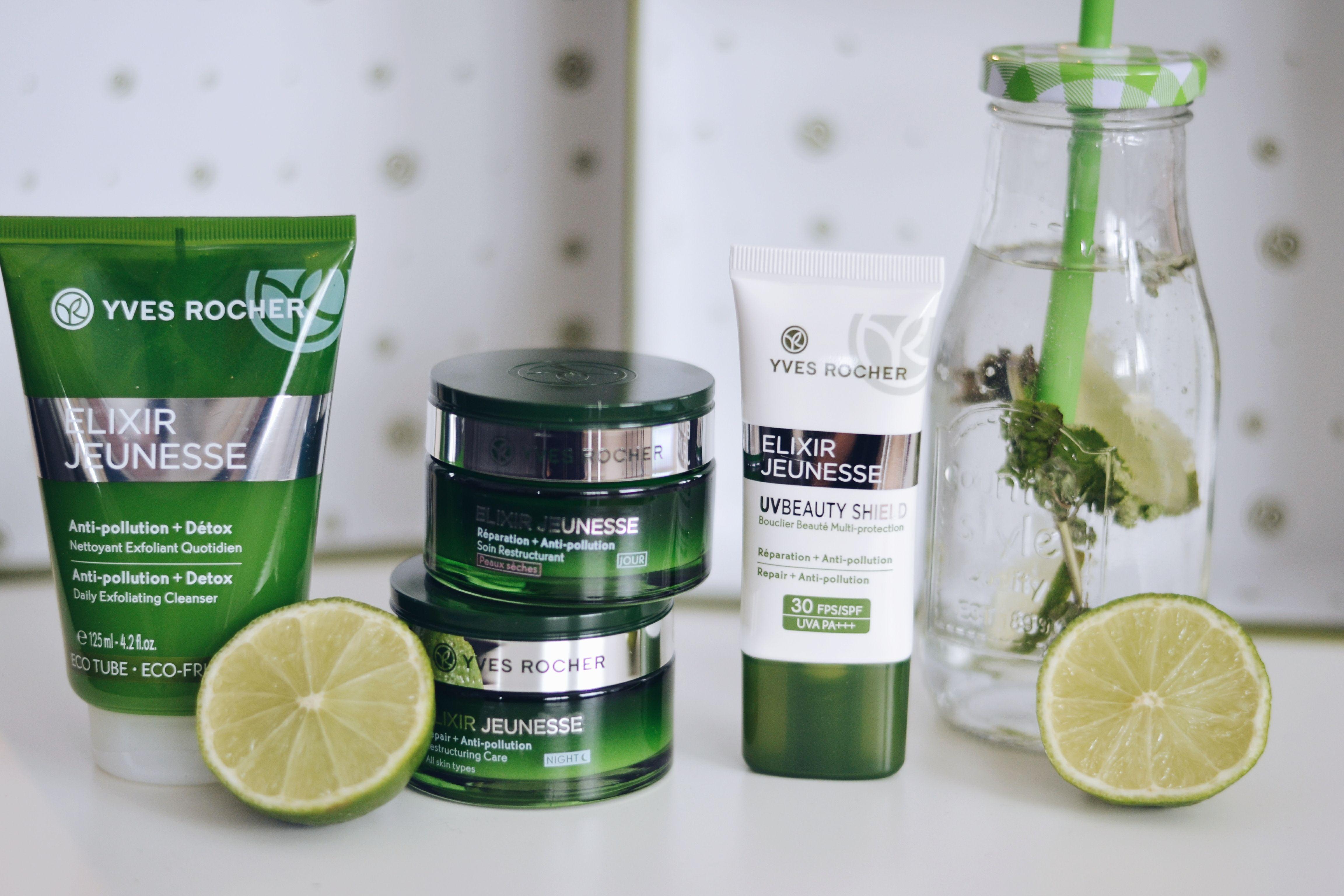 Yves Rocher Detox Makeup Yves Rocher Skin Care Beauty