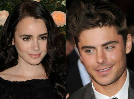 New Couple Alert: Are Zac Efron and Lily Collins Dating?