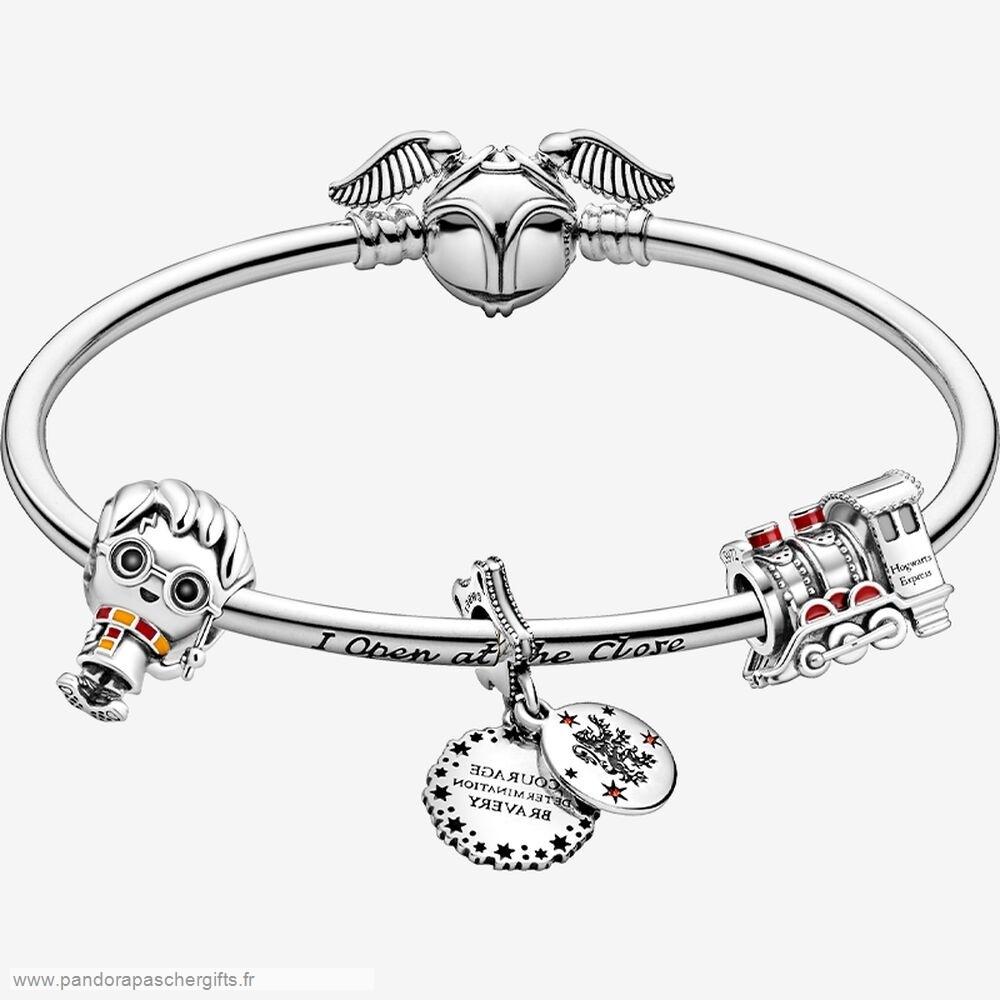 Soldes Meilleure Pandora Harry Potter, Aventure Magique Bracelets ...