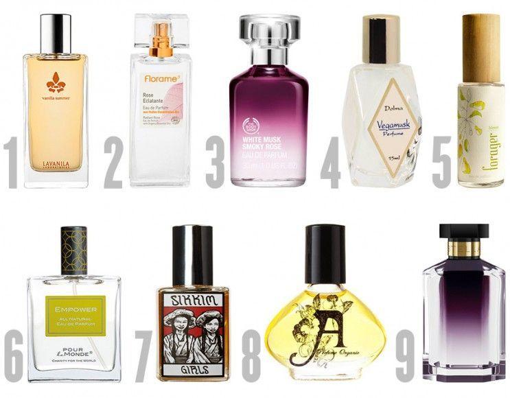 Making Scents The CrueltyFree Perfume Guide Vilda