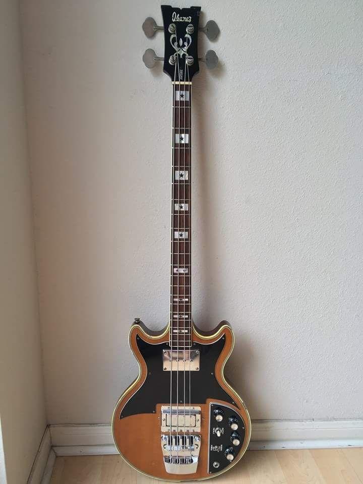 Ibanez Bass Contrabaixo Instrumentos Musicais Projeto De Guitarra
