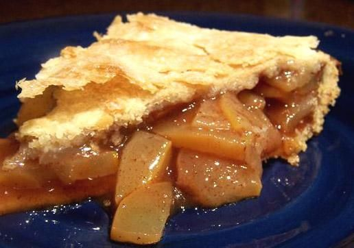 Zucchini Mock Apple Pie from Food.com: My GF (Dolly) had given me this recipe and of course I had to give it my touches(tweaked). This is a great way to use all those extra zucchini you have growing out in that garden of yours! No one will ever know it's