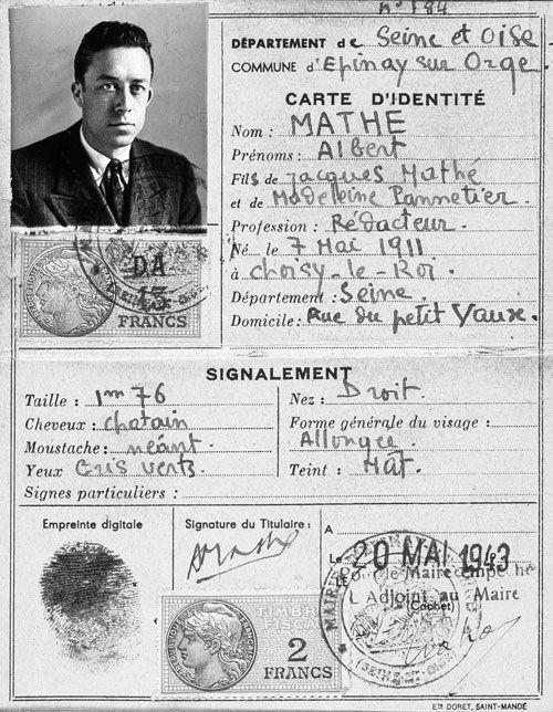 Albert Camus Light Switch Google Search Avec Images Carte D