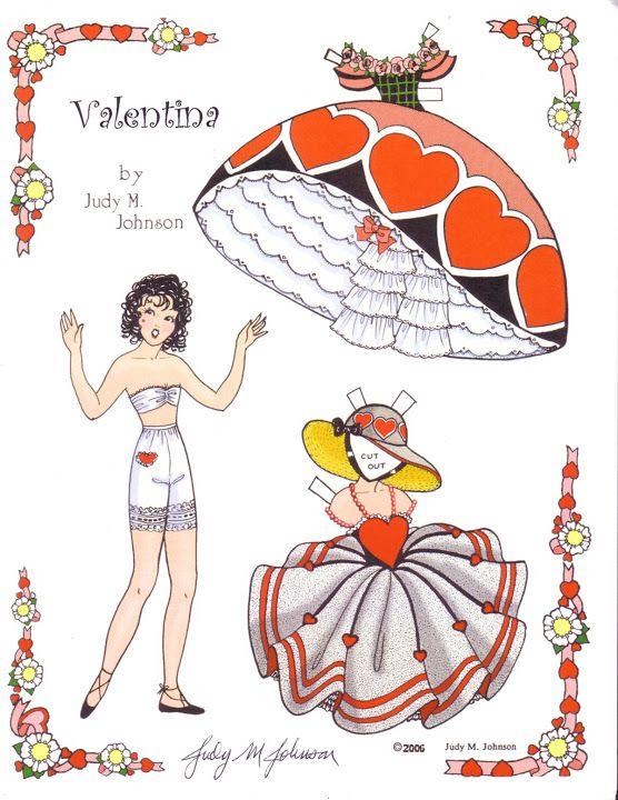 Valentine by Judy M. Johnson
