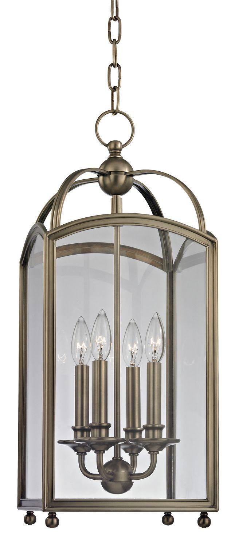 Four Light Pendant