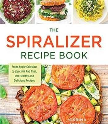 The spiralizer recipe book pdf cookbooks pinterest spiralizer the spiralizer recipe book pdf cookbooks pinterest spiralizer recipes and recipes forumfinder Gallery