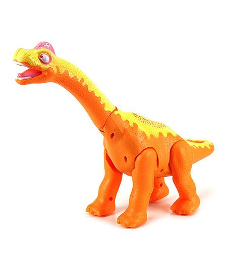 Velocity Toys Battery-Operated Brachiosaurus