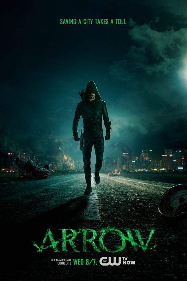 Assistir Serie Arrow 3ª Temporada Legendado Online Arrow Tv