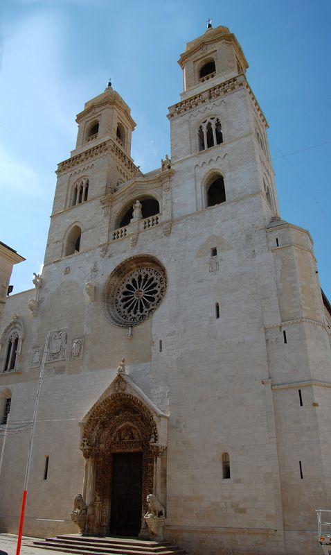 Cathédrale San Maria Assunta - Altamura, Bari, Puglia Italy