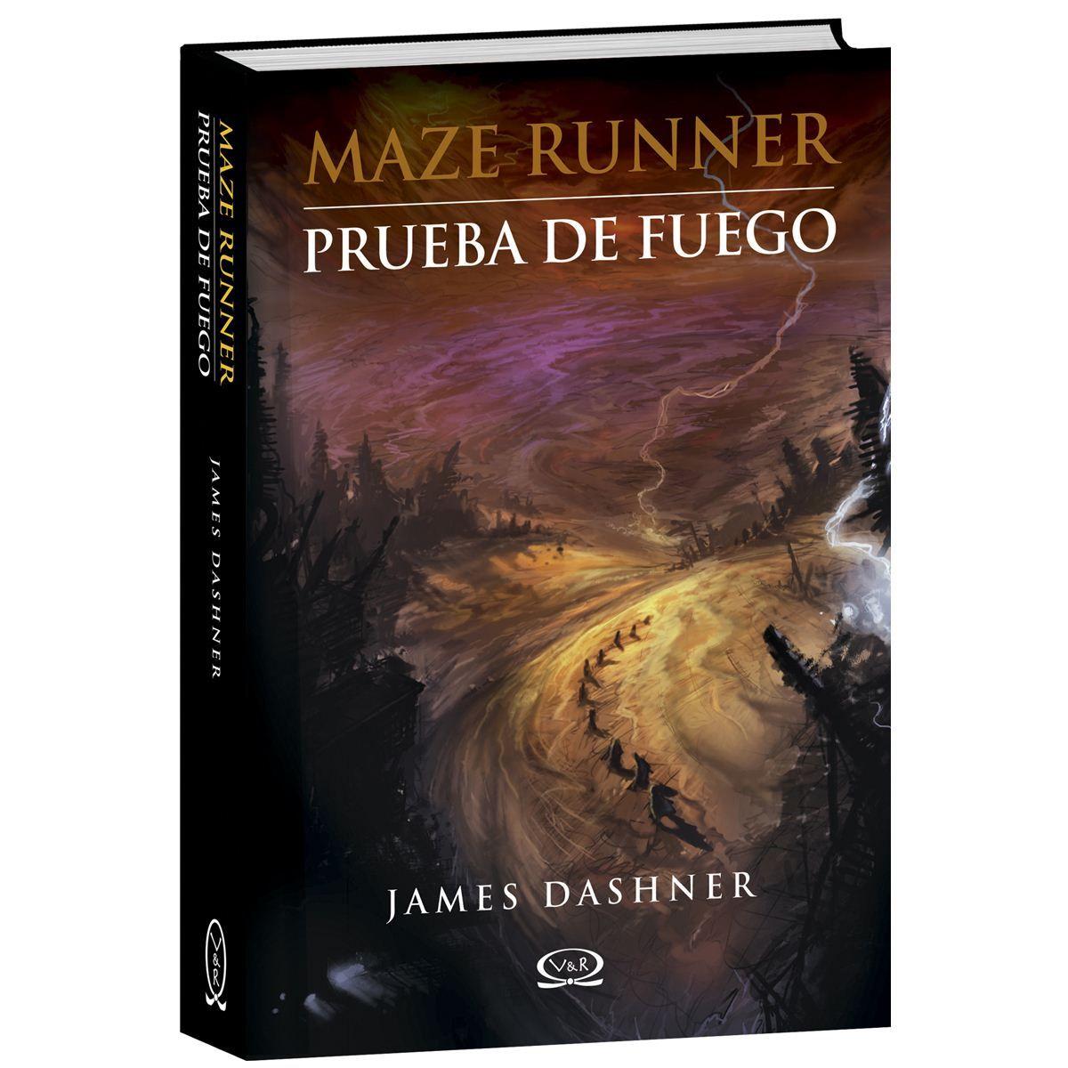 Maze Runner Libro 2 Prueba De Fuego Pdf Online Libros De Maze Runner Prueba De Fuego Novelas Gráficas