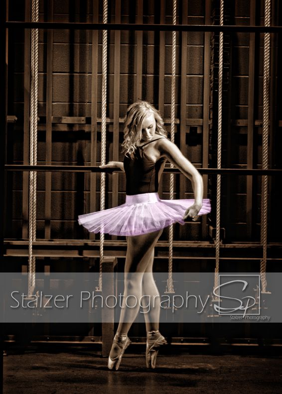 578992edc Senior Pictures   Dancer   Backstage   Pointe