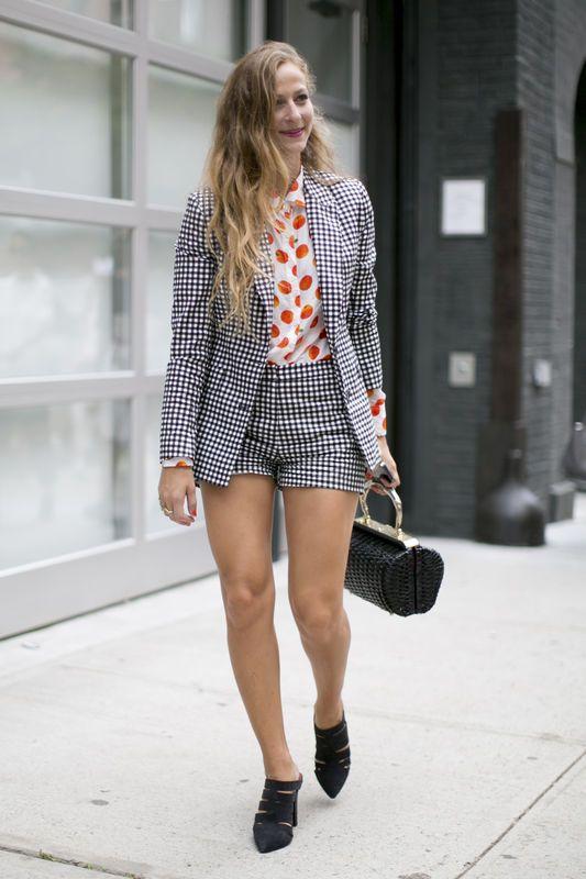 Trendy Wiosna Lato 2016 Modne Fryzury Buty Manicure Fashion Style Street Style