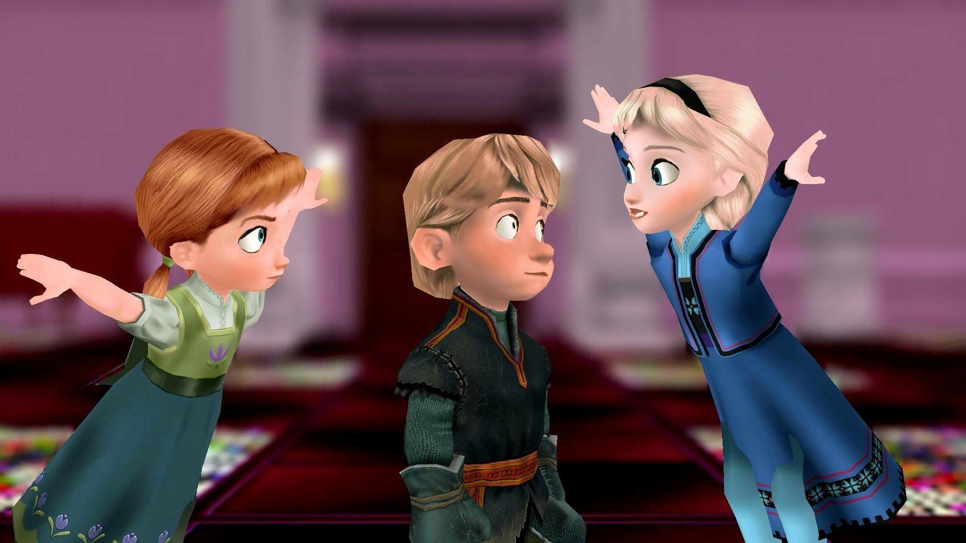 Mmd Warning Loud Little Anna Vs Little Elsa This Is Talking Carl Funny Frozen Meme Disney Characters Videos Disney Disney Youtube