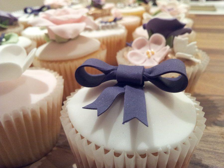 Birthday cupcakes by GreensYardBakery