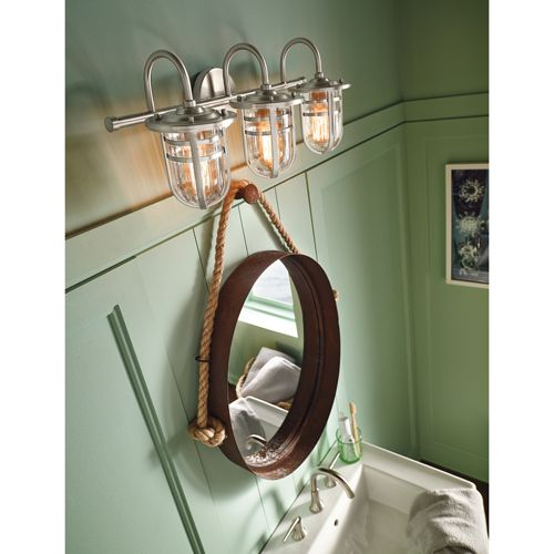 nautical bathroom decor