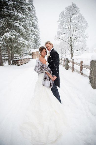 Winter Wedding Tumblr