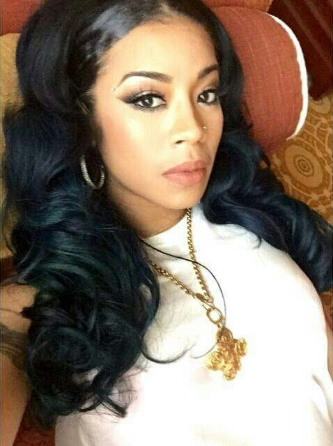 Keyshia Cole Keyshia Cole Hair Beauty Cat Natural