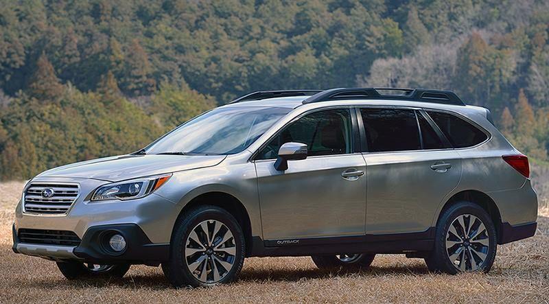Introducing the AllNew 2015 Subaru Outback!! スバルレガシー