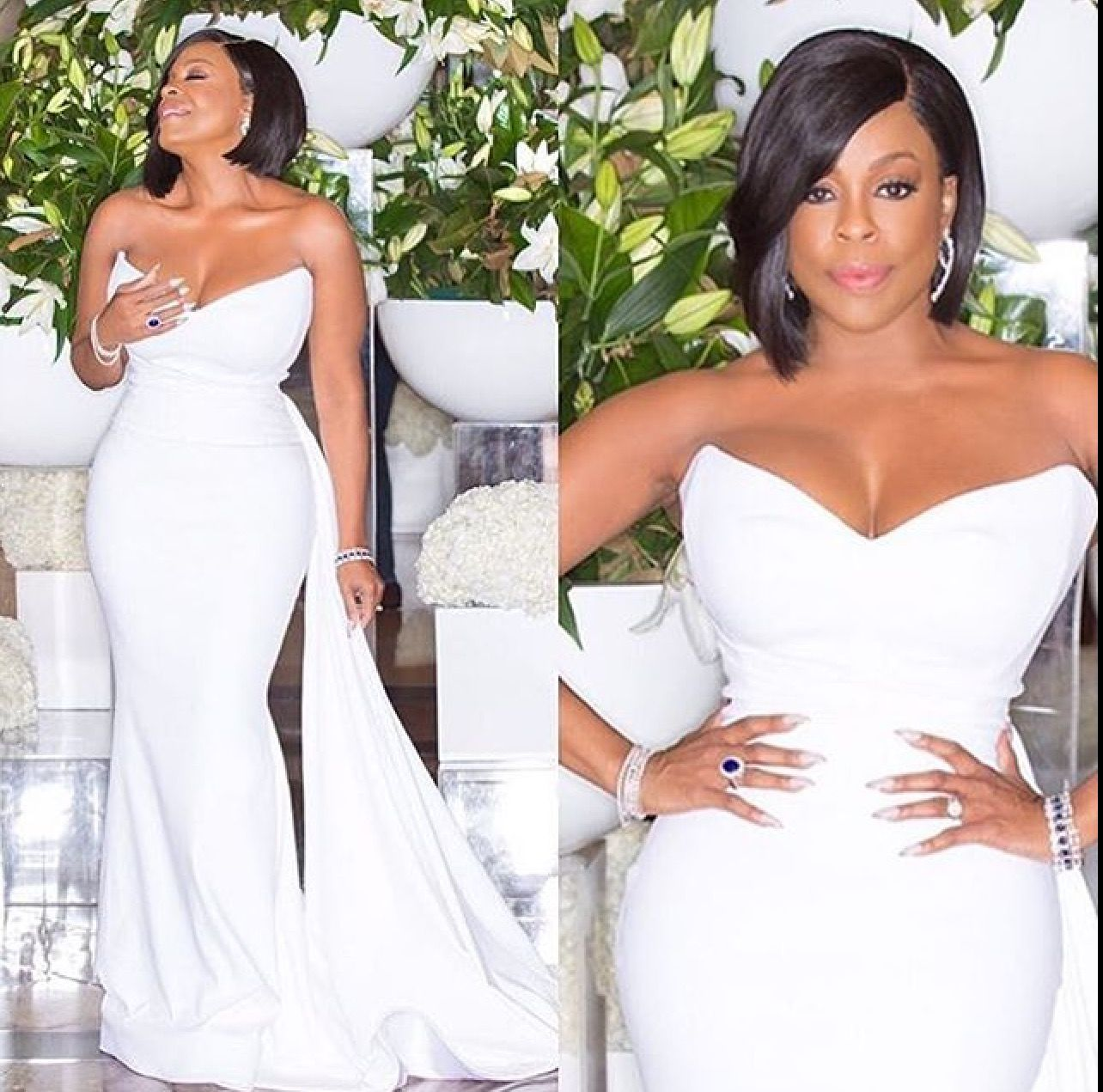 Pin on Niecy Nash Clothes