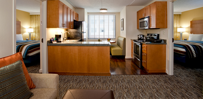 Two Bedroom Suite Apartment Style Two Bedroom Suites Hotel