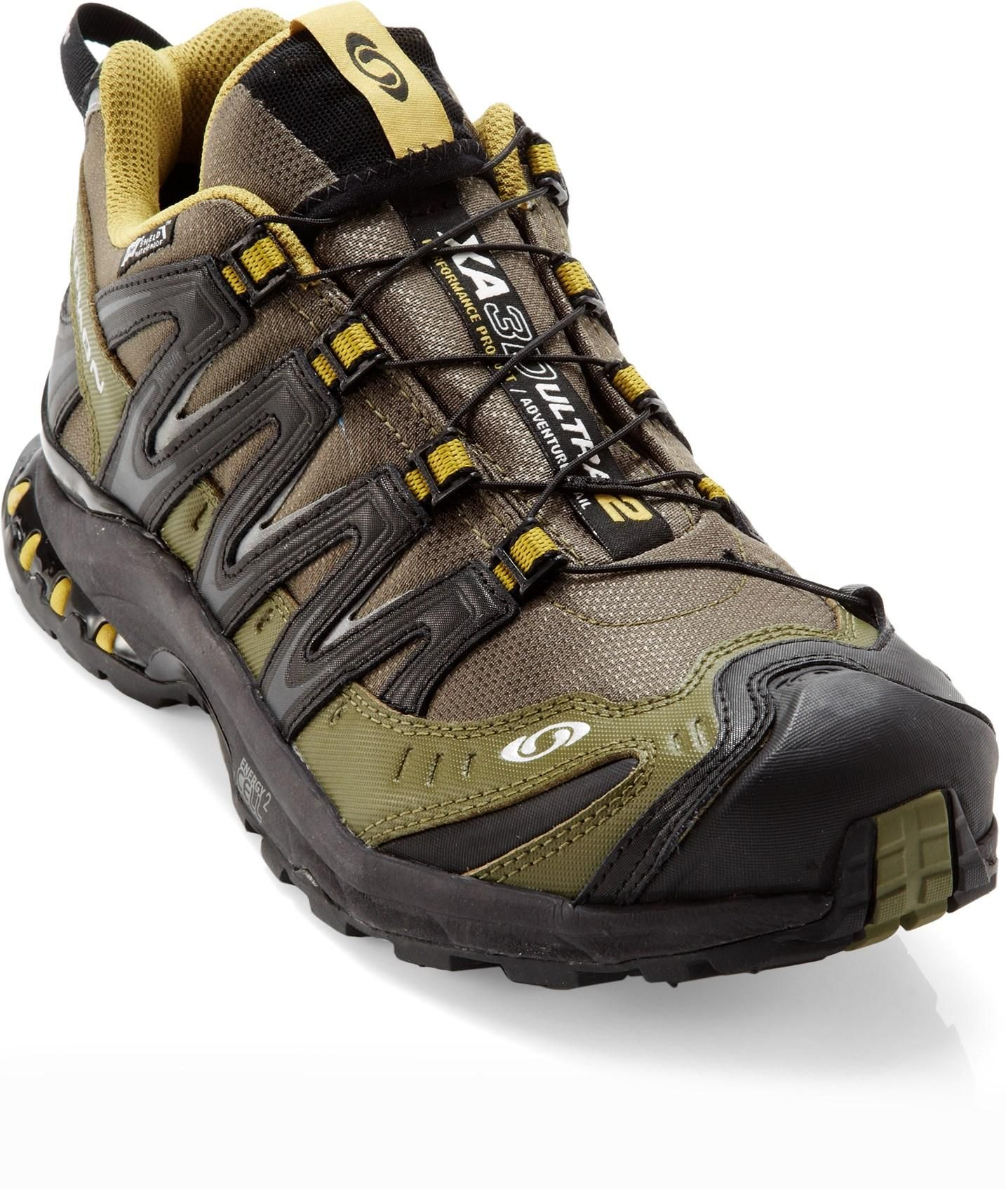 Salomon Xa Pro 3d Ultra Cs Wp Trail Running Shoes Men S Rei Co Op Mens Trail Running Shoes Shoes Mens Best Trail Running Shoes