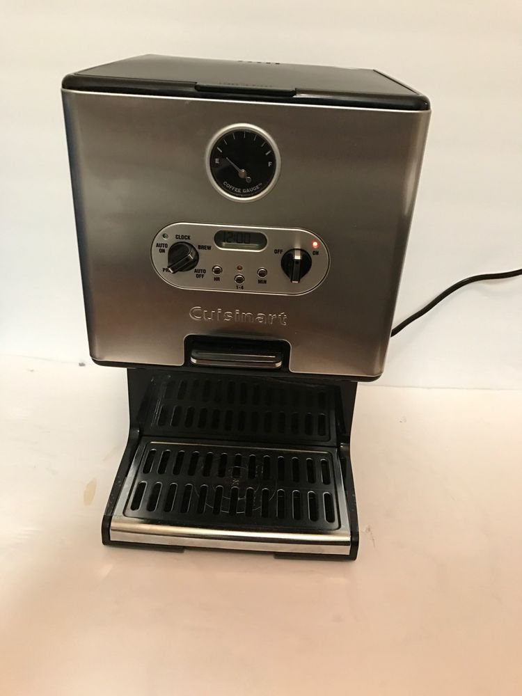 Cuisinart coffee on demand dcc2000 12 cups coffee maker