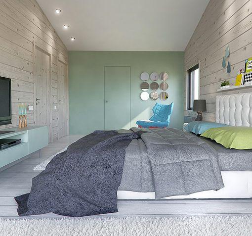 Dormitorio Principal Con Vestidor Y Cuarto De Baño: Zona