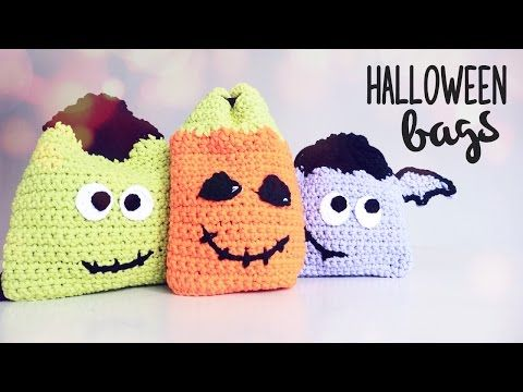 5 Halloween Projects to Try Crochet, Crochet halloween costume and - halloween design