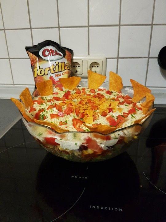 Taco-Salat von mondfisch83 | Chefkoch #tacos
