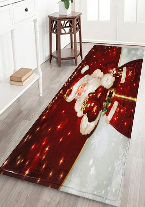 Best Christmas Bath Rug To Decorate