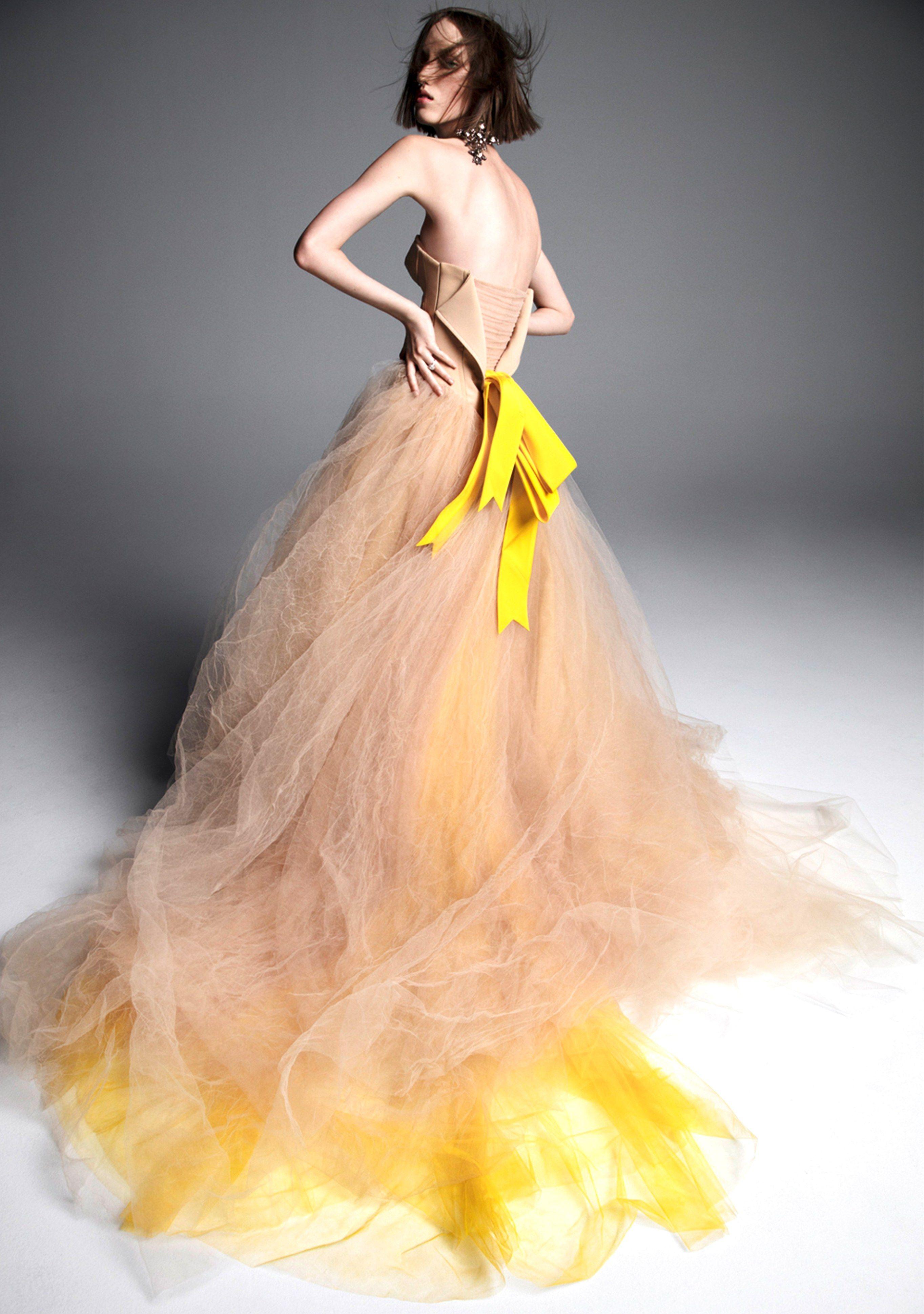 45697be3537    Collection VERA WANG - Bridal Spring 2019 - NEW YORK