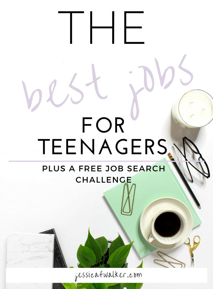Teen job search create account you
