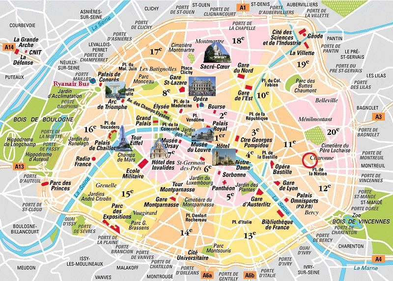 Map Of France Weather.Map Of Paris Attractions Weather In Paris Paris France Paris