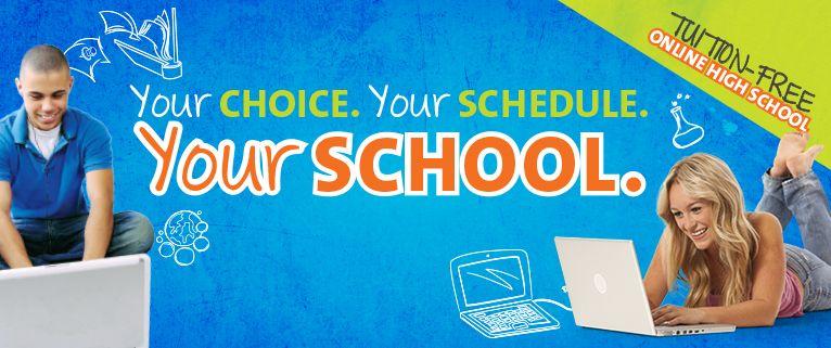 A Tuition Free Online High School Homeschool Pinterest High