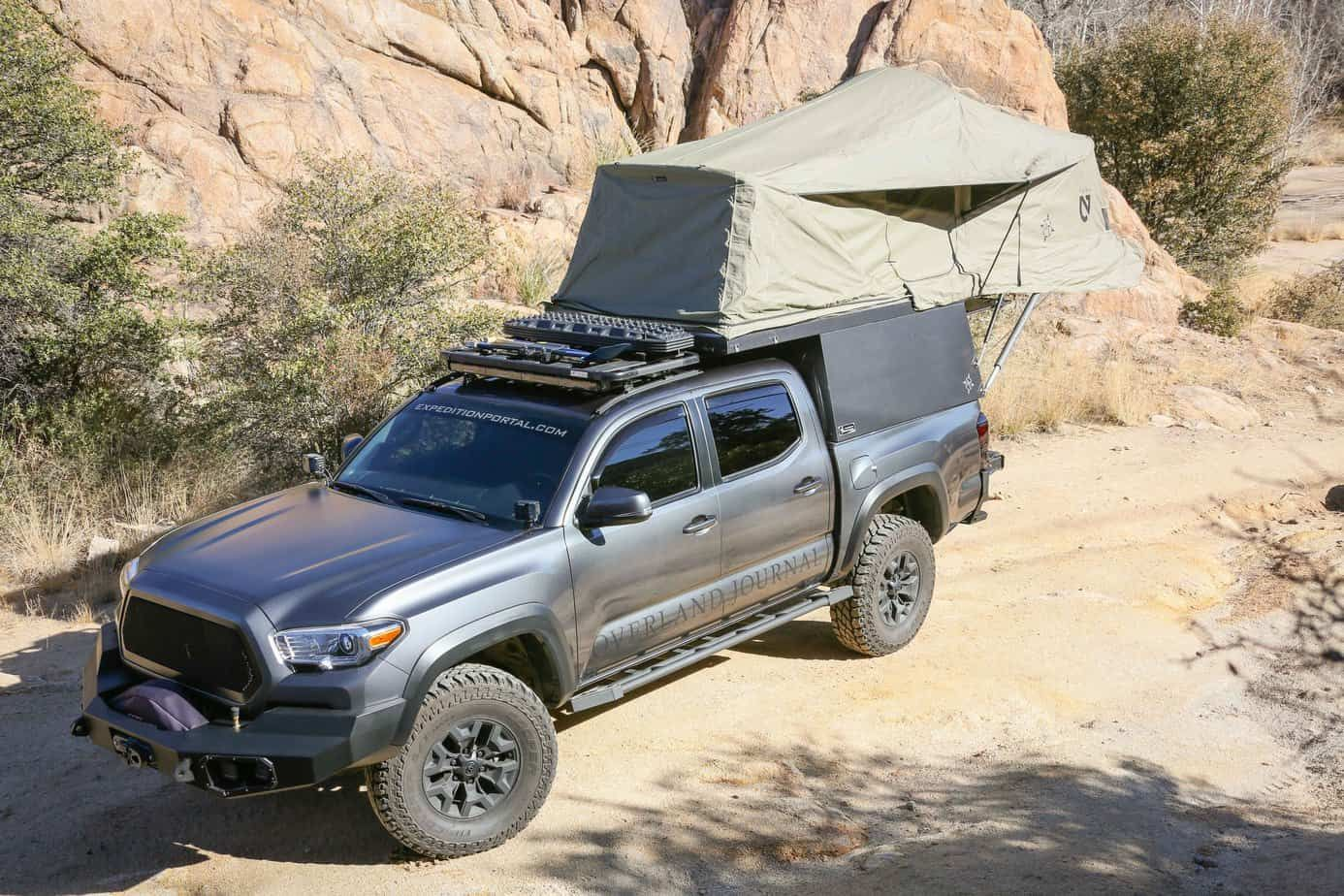 Featured in Overland Journal's Ultimate Build