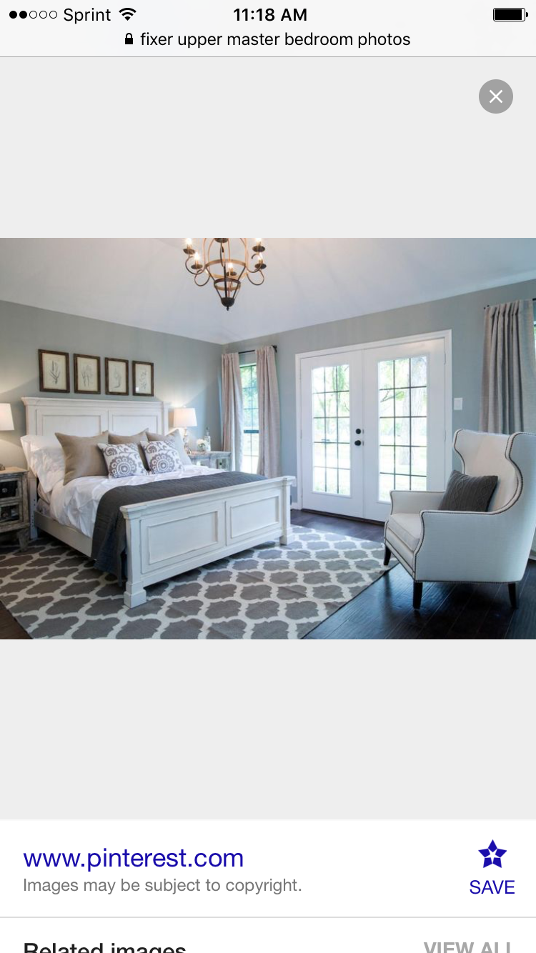Joanna gaines master bedroom paint colors  Pin by Malina Brewer on Master ideas  Pinterest